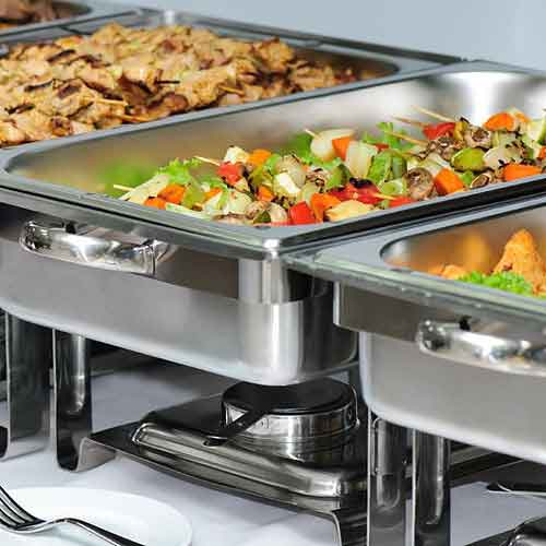 Your Choice Catering buffet