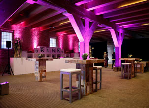 Armamentarium - Catering locaties